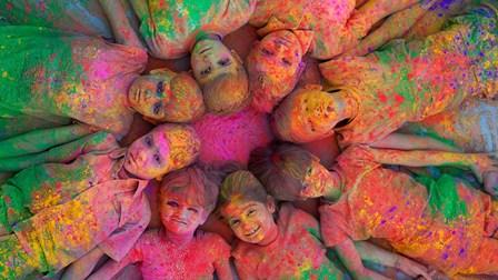colorful-holi2 Холи, бенгальский новый год