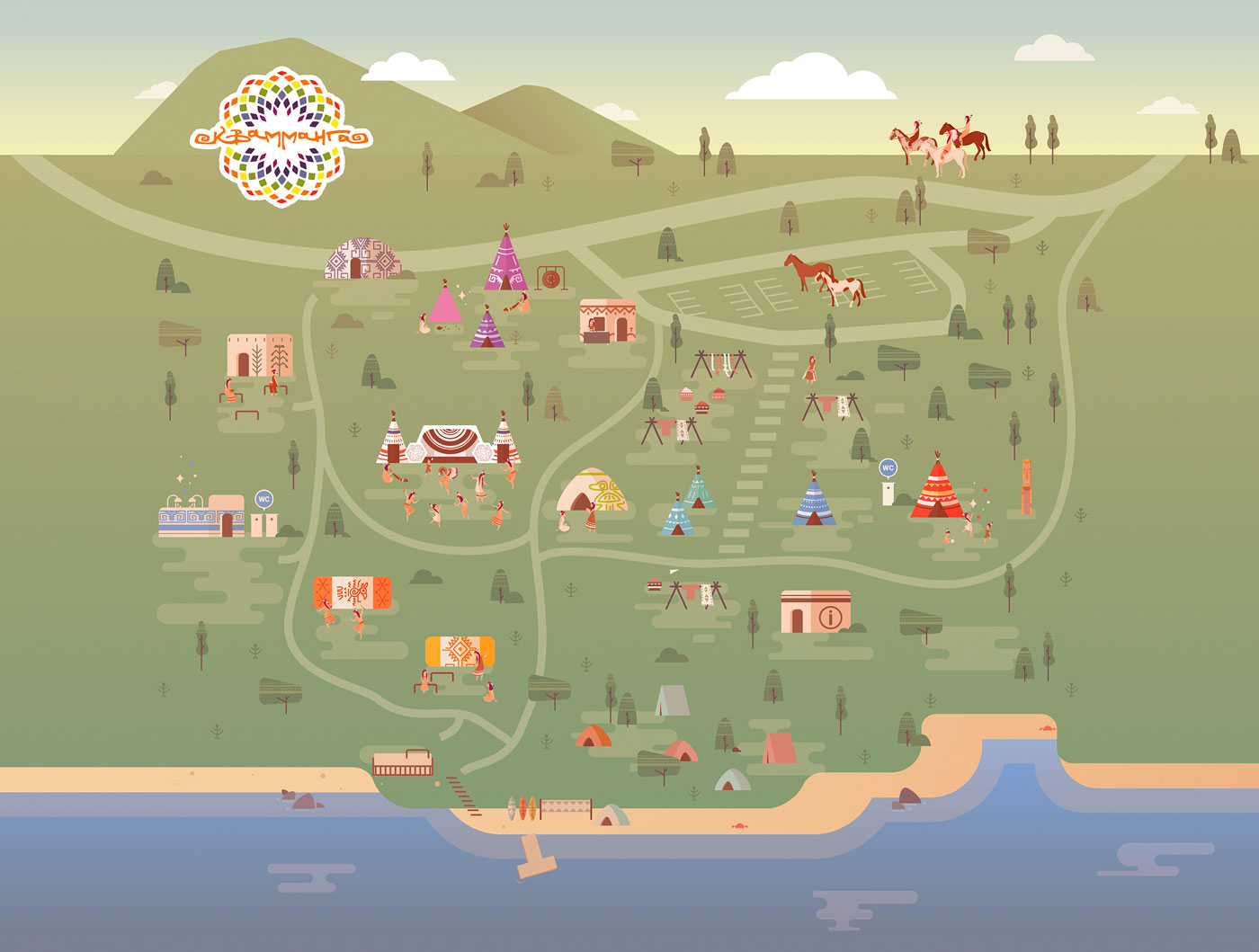bg8-1 Международный семейный фестиваль развития и творчества - Квамманга